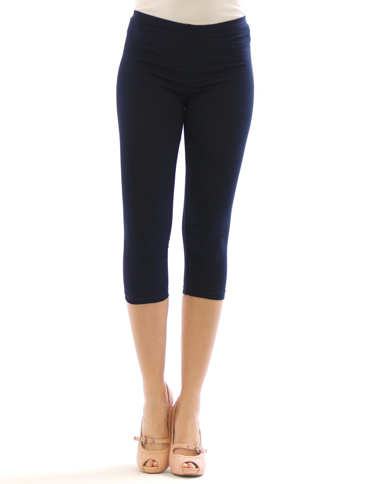 details zu g421 damen 3 4 capri jeans hose shorts. Black Bedroom Furniture Sets. Home Design Ideas